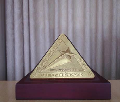 Giải thưởng sao vàng đất việt 2003