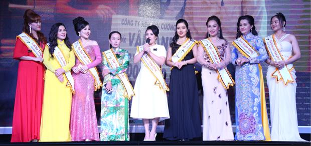 DN Nguyễn Kim Thúy - Đại sứ Vì cộng đồng chia sẻ cảm nhận của mình trong các hoạt động nhân đạo